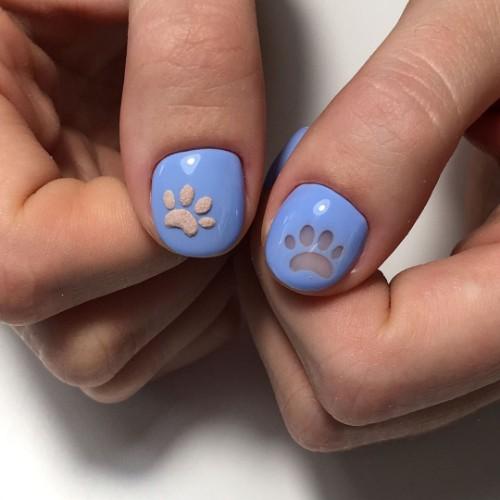 маникюр-лапки-кошки-deep-design