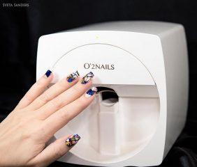 печать для ногтей на принтере