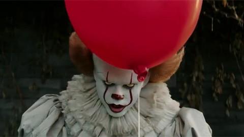 ногти фильм оно с клоуном