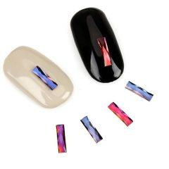 прямоугольные длинные камни для ногтей