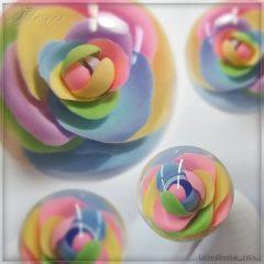 candy-ball-разноцветная-роза