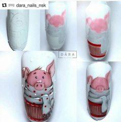 год-свиньи-чем-украсить-ногти