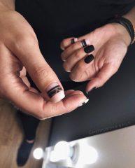 вадратные-леопардовые-ногти-матовый-дизайн-ногтей