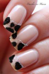 леопардовый-маникюр-с-ворсом-шерстью