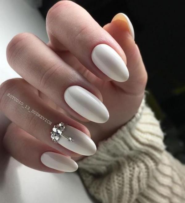 Ногти Короткие Дизайн Новинки Зима