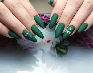 зеленый-маникюр-не-ной